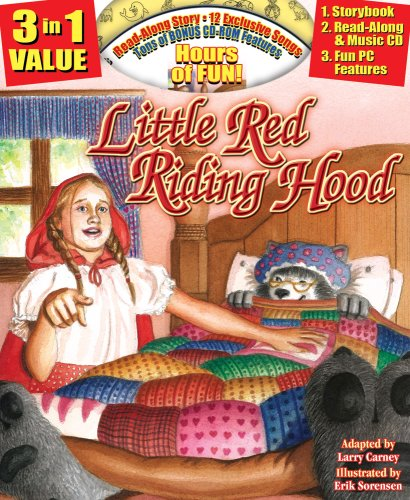 Little Red Riding Hood All-in-One Classic Read: adapted by Larry