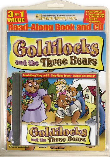 9781600720536: Goldilocks and the Three Bears Collector's Edition Classic Read Along Book /CD