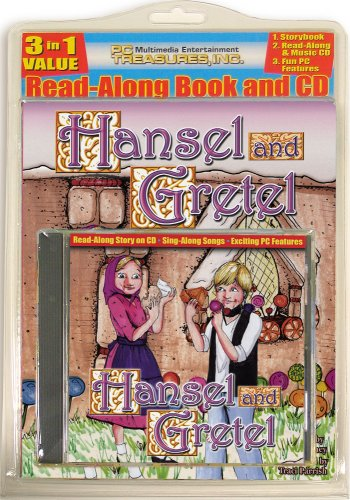 9781600720567: Hansel and Gretel Classic Collector's Edition Read Along Book / CD