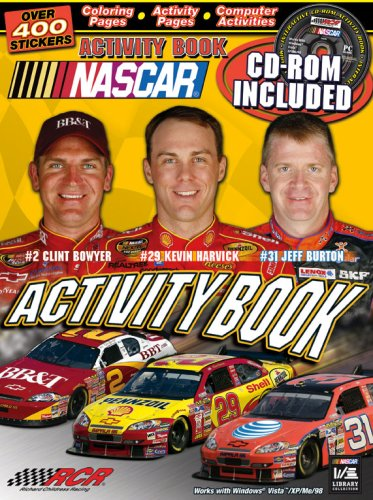 9781600720826: NASCAR / Richard Childress Racing Activity book and CD (Rcr)