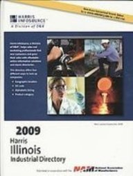 9781600731082: 2009 Harris Illinois Industrial Directory