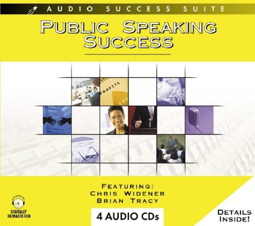 9781600770746: Public Speaking Success - Increase Your Speaking Power with these Effective Techniques (Audio Success Suite)