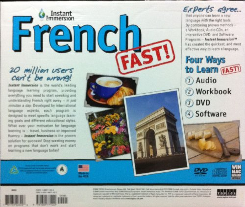 Instant Immersion French Fast Lab: Instant Immersion