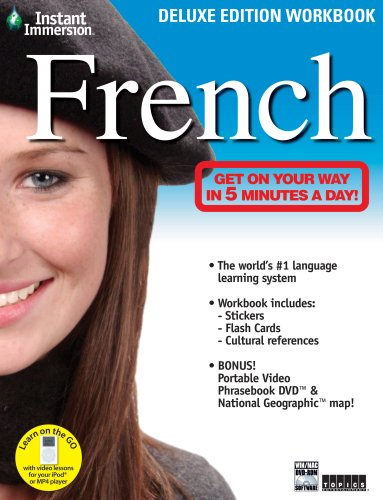 Instant Immersion French Wkbk: Instant Immersion Staff