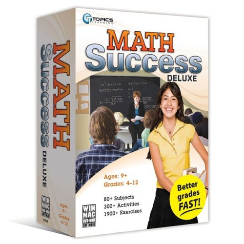 9781600775772: Math Success Deluxe