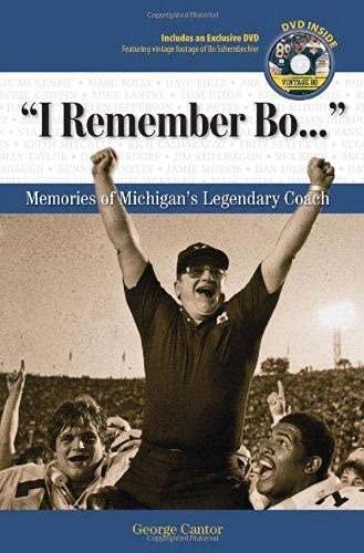 9781600780073: I Remember Bo: Memories of Michigan's Legendary Coach