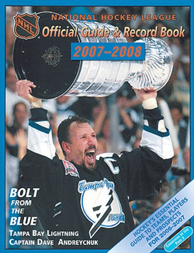 NHL Official Guide and Record Book 2008: Triumph Books