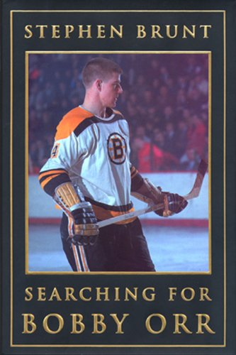 9781600780424: Searching for Bobby Orr