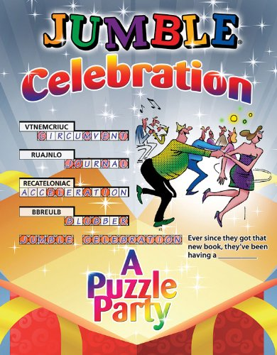 9781600781346: Jumble® Celebration: A Puzzle Party (Jumbles®)