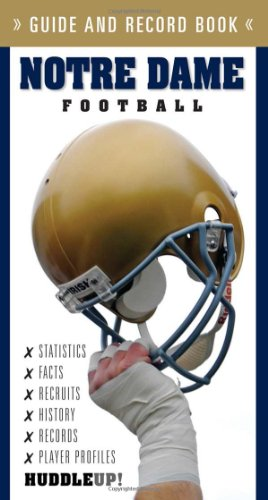 Notre Dame Football (Huddle Up!): Christopher Walsh