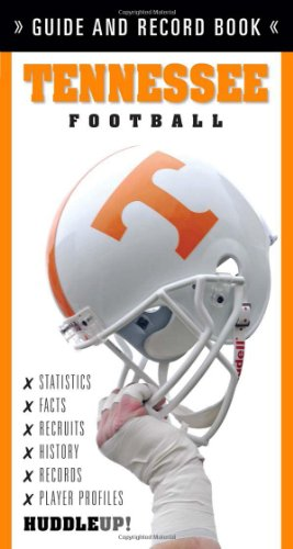 9781600781889: Tennessee Football (Guide and Record Book)