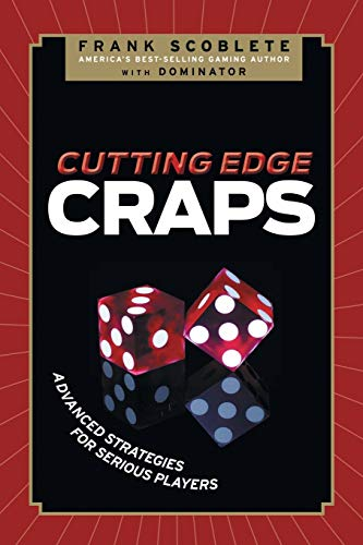 9781600783340: Cutting Edge Craps: Advanced Strategies for Serious Players