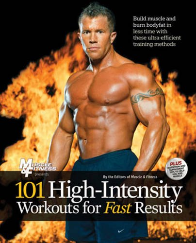 9781600783388: 101 High-Intensity Workouts for Fast Results (101 Workouts)
