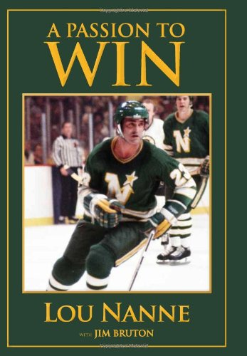 A Passion to Win: Nanne, Lou with Jim Bruton