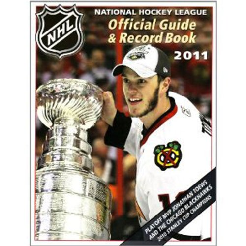 9781600784224: National Hockey League Official Guide & Record Book 2011 (NHL Official Guide & Record Book)