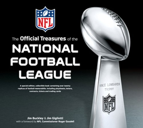 9781600785023: The Official Treasures of the National Football League