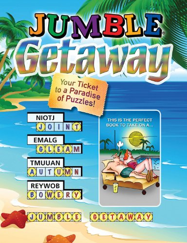 9781600785474: Jumble® Getaway: Your Ticket to a Paradise of Puzzles! (Jumbles®)