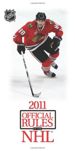 2011 Official Rules of the NHL: Triumph Books