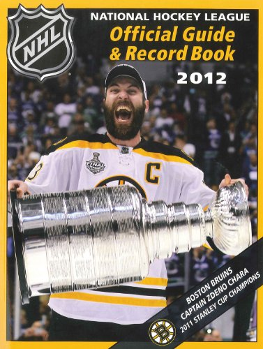 9781600785924: NHL Official Guide & Record Book 2012