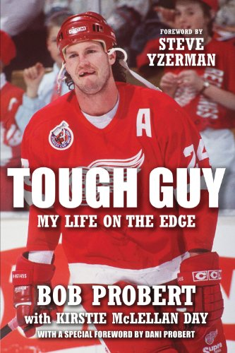 9781600786389: Tough Guy: My Life on the Edge