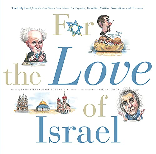For the Love of Israel Format: Trade Cloth