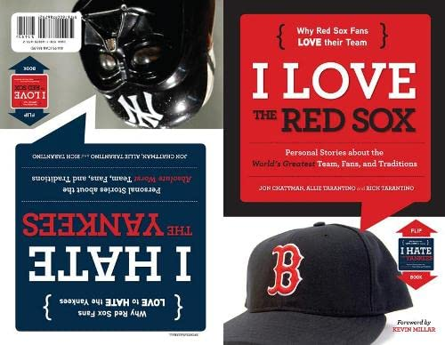 9781600786792: I Love the Red Sox/I Hate the Yankees (I Love/I Hate)