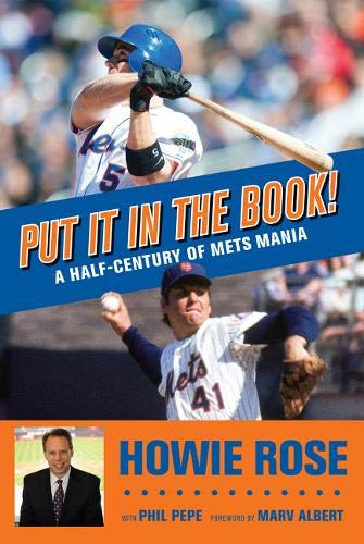 9781600786884: Put It In the Book!: A Half-Century of Mets Mania