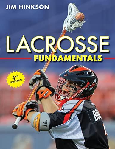9781600786938: Lacrosse Fundamentals