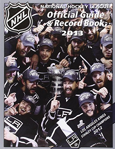 National Hockey League Official Guide & Record Book 2013 (National Hockey League Official Guide...