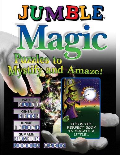 Jumble Magic: Puzzles to Mystify and Amaze!: Arnold, Henri