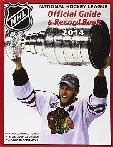 9781600789168: National Hockey League Official Guide & Record Book 2014 (National Hockey League Official Guide an)