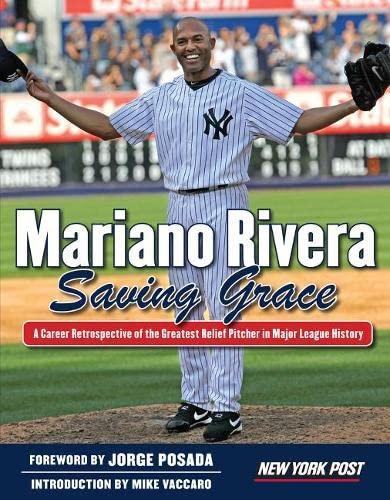 9781600789632: Mariano Rivera: Saving Grace
