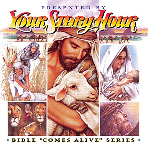 Your Story Hour Bible Comes Alive Album 5 Cd: your story hour