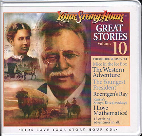 9781600791475: Your Story Hour Great New Stories Volume 10 CD (Your Story Hour, 10)