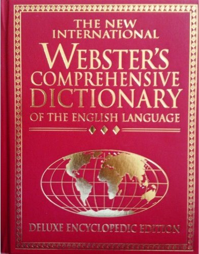 9781600815447: The New International Webster's Comprehensive Dictionary of the English Language