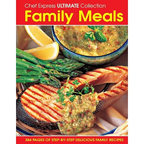 9781600819759: Chef Express - Ultimate Family Meals
