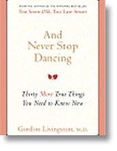 9781600831287: And Never Stop Dancing (Audiofy Digital Audiobook Chips)
