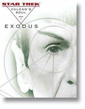 Vulcan's Soul Book I: Exodus (Audiofy Digital Audiobook Chips) (9781600834370) by Josepha Sherman