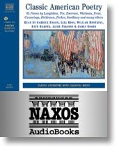 Classic American Poetry (Audiofy Digital Audiobook Chips) (1600837018) by Emily Dickinson; Robert Lowell; Robert Frost; Henry Wadsworth Longfellow; Ralph Waldo Emerson; Walt Whitman