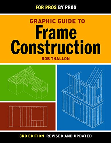 9781600850233: Graphic Guide to Frame Construction: Details for Builders and Designers (For Pros By Pros)