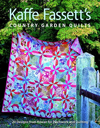 9781600850486: Kaffe Fassett's Country Garden Quilts: 20 Designs from Rowan for Patchwork and Quilting