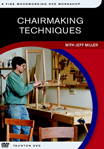 9781600850585: Chairmaking Techniques