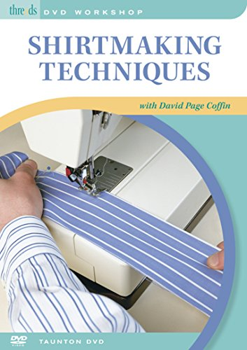 9781600850776: Shirtmaking Techniques: with David Page Coffin