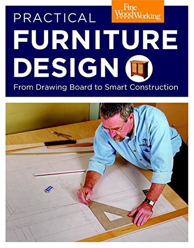 9781600850783: Practical Furniture Design: From Drawing Board to Smart Construction (Fine Woodworking)