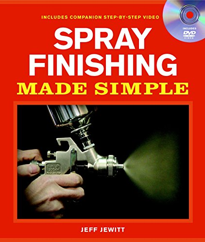 9781600850929: Spray Finishing Made Simple