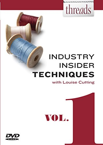 Threads Industry Insider Techniques, Vol. 1: Louise Cutting