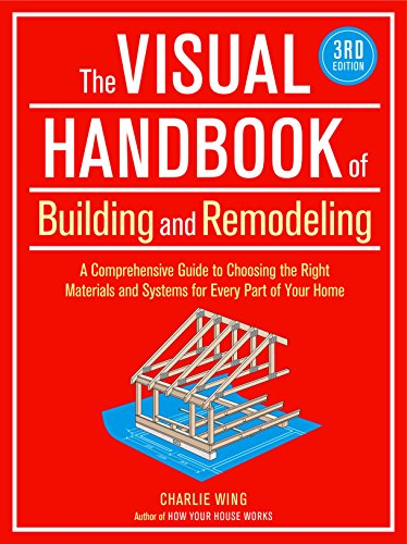 9781600852466: The Visual Handbook of Building and Remodeling: A Comprehensive Guide to Choosing the Right Materials and Systems for Every Part of Your Home