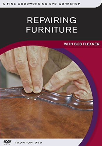 9781600853081: Repairing Furniture: with Bob Flexner