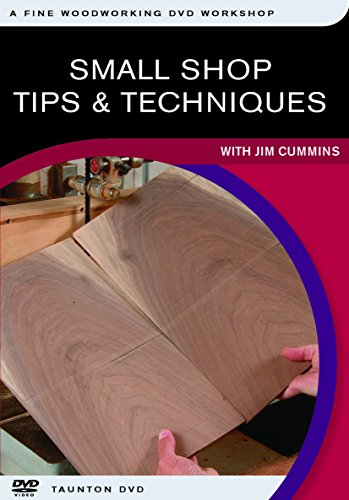 9781600853135: Small Shop Tips and Techniques: with Jim Cummins