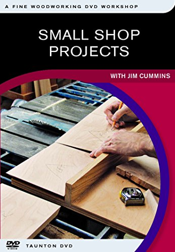 9781600853142: Small Shop Projects: with Jim Cummins